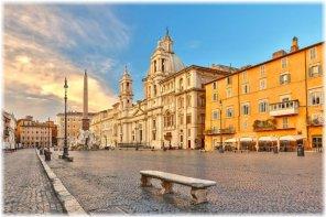 Пожить в центре Рима можно за
