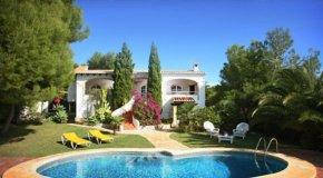 Дома в Испании на берегу моря