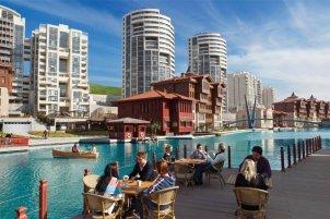 Элитная недвижимость в Турции: