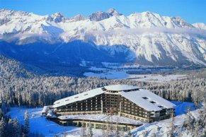 Горнолыжный курорт австрия