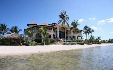 Фото – домик на берегу моря