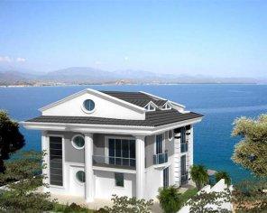 Турция - купить дом у моря